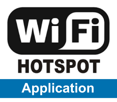 Wi-Fi Hotspot Application 2020-2021 – Deadline Ongoing